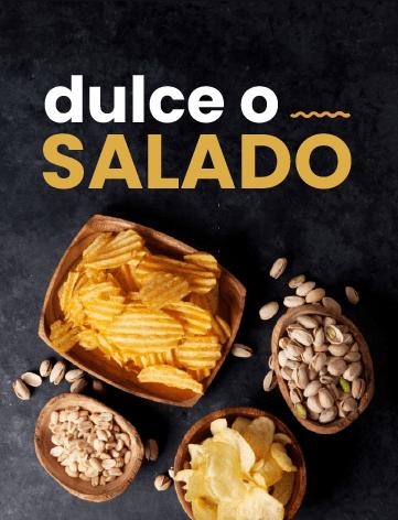 Dulces y snacks
